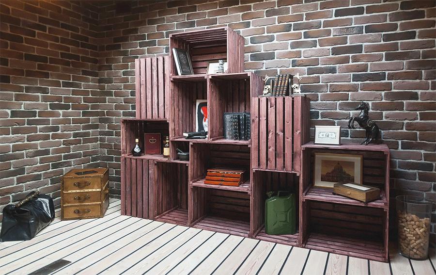 Loft магазин мебели можно вполне