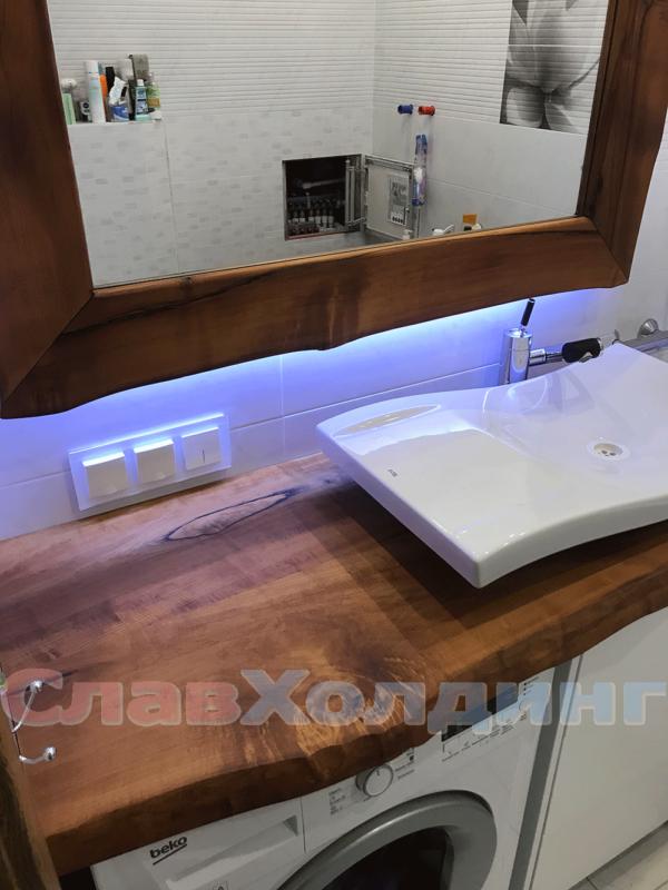 Оформление ванной комнаты Али-Терме