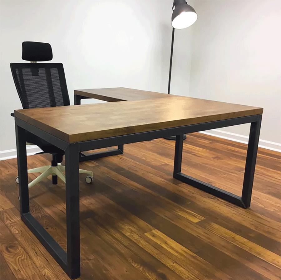 сложные вещи в стиле лофт столы мебель